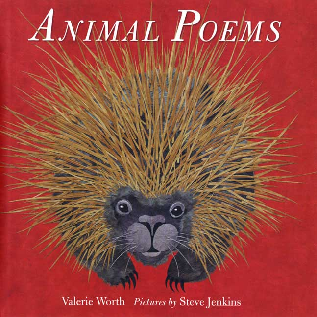 Animal Poems By Worth, Valerie/ Jenkins, Steve (ILT)