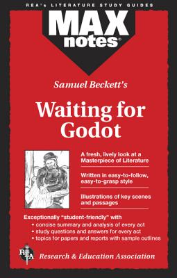 Maxnotes Waiting for Godot By Wilensky, Rita/ Wilensky, Rita (EDT)/ Perone, Curtis (ILT)