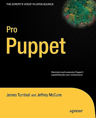 Pro Puppet By Turnbull, James